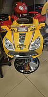 Парикмахерское Детское кресло-машинка для стрижки модель 2101В