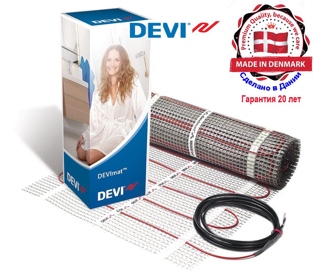 Нагревательный мат DEVIcomfort™ 150 , 1,5 кв.м