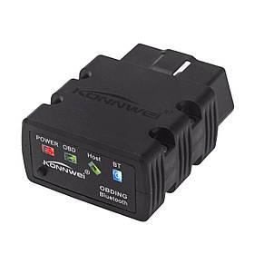 Сканер-адаптер KONNWEI KW902 для диагностики автомобиля OBDII Bluetooth 3.0 (1163-8574)