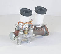 Цилиндр тормозной главный УАЗ 452,469(31512) старого образца-2 бачка+сигнализатор (производство г.Ульяновск) (арт. 469-3505009), AFHZX