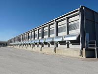 Вентиляционное и холодильное оборудование для овощехранилищ
