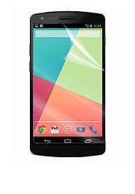 Глянцевая защитная пленка для LG Nexus 5 D820