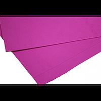 Фоамиран 2мм, 20х30 см, розовый