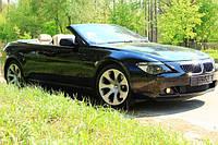 Кабриолет BMW 645 СI, фото 1
