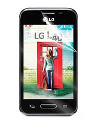 Глянцевая защитная пленка для LG L40 D160