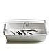 Лоток - Контейнер для дезинфекции, емкость 1 л, повышенного качества, белый, фото 2