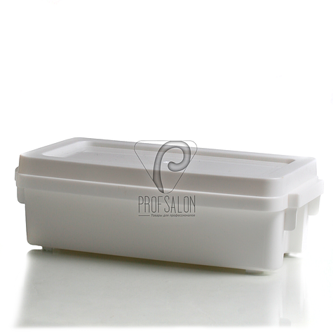 Лоток - Контейнер для дезинфекции, емкость 1 л, повышенного качества, белый