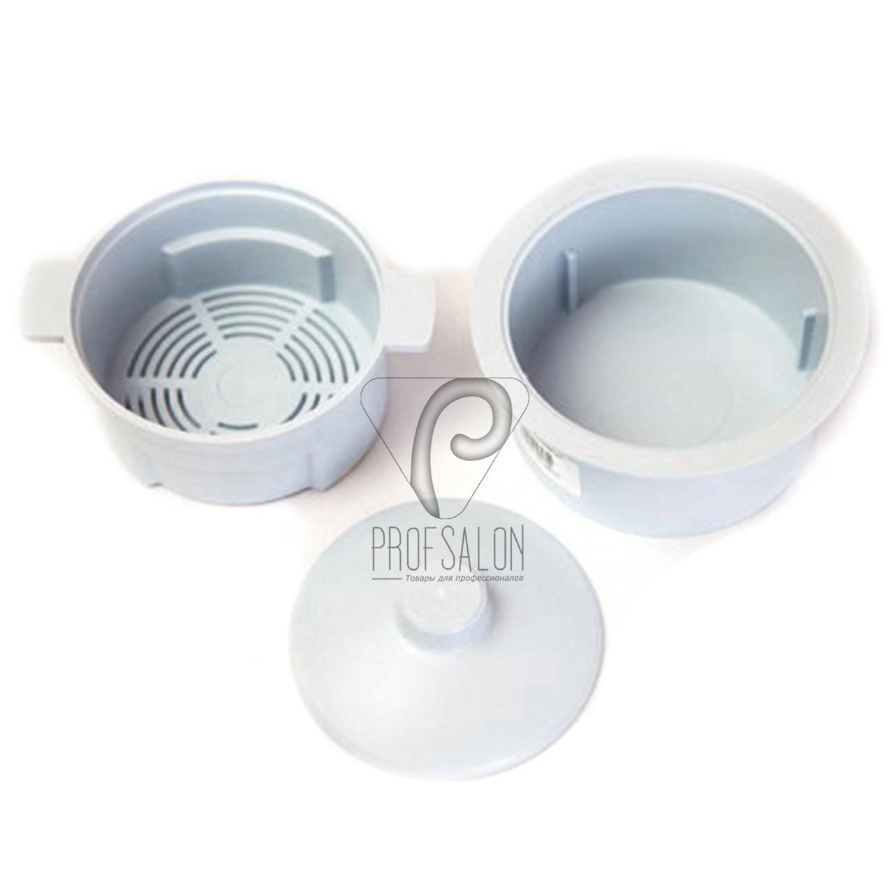 Лоток - Контейнер для дезинфекции, ёмкость 0,12 л, повышенного качества, белый