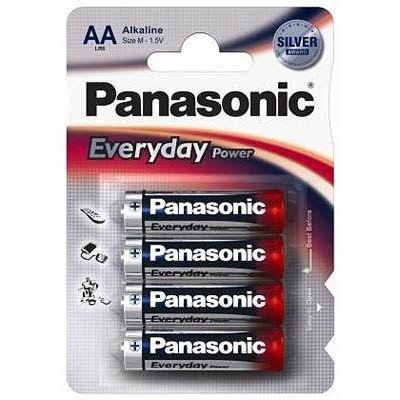 Батарейка Panasonic Everyday Power AA/LR06 BL 4 шт
