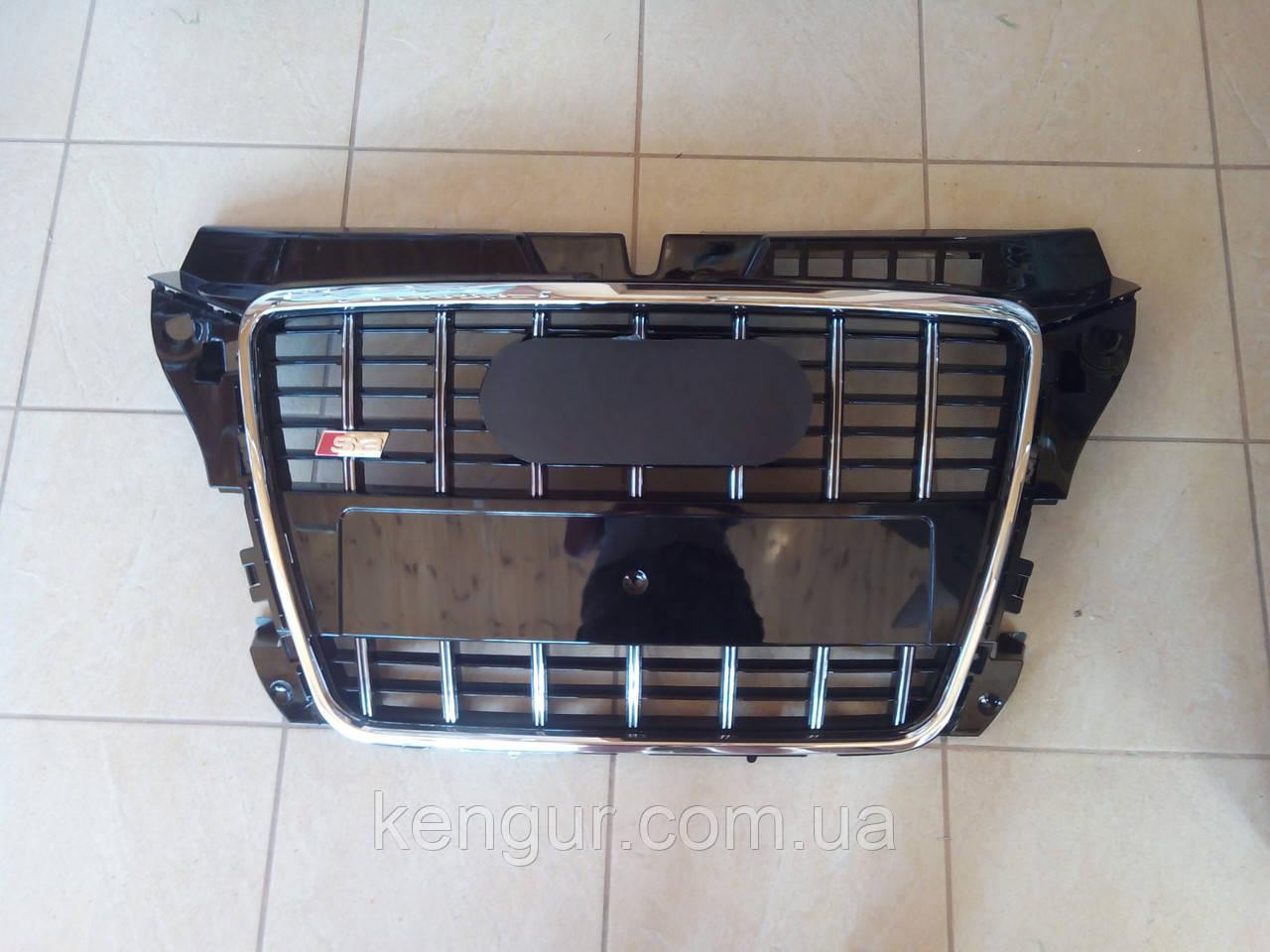 Решітка радіатора Audi A3 стиль S3