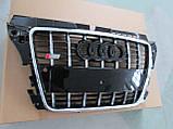 Решітка радіатора Audi A3 стиль S3, фото 4