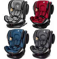 Автокресло El Camino Evolution 360 ME 1045 (4 цвета) Гарантия качества