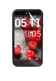 Глянцевая защитная пленка для LG Optimus G Pro E980