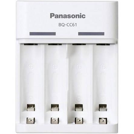 Зарядное устройство Panasonic Basic Charger (BQ-CC61E), фото 2
