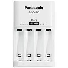 Зарядний пристрій Panasonic Basic New Charger