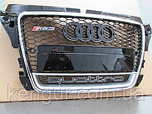 Решетка радиатора Audi A3 2008-2011 RS3 Quattro