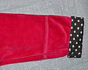 Детская велюровая кофта с капюшоном Божья Коровка (р. 86-104 см) (Nicol, Польша), фото 5