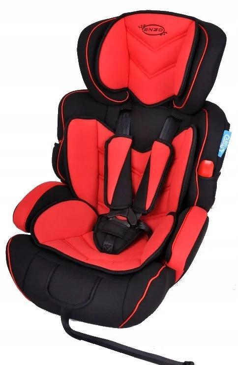 Автокресло детское CARELLO ENZO 9-36 кг универсальное для ребенка (дитяче автокрісло Карелло універсальне)