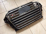 Решетка радиатора Audi A3 S3, фото 2