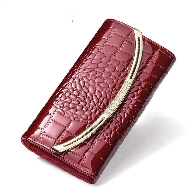 Женский кошелек натуральная кожа