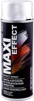 Краска (эмаль) декоративная Maxi Effect, 400 мл Аэрозоль Алюминий