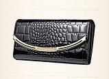 Женский кошелек натуральная кожа, фото 5