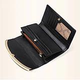 Женский кошелек натуральная кожа, фото 7