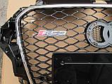 Решетка радиатора Audi A3 2011-, фото 2