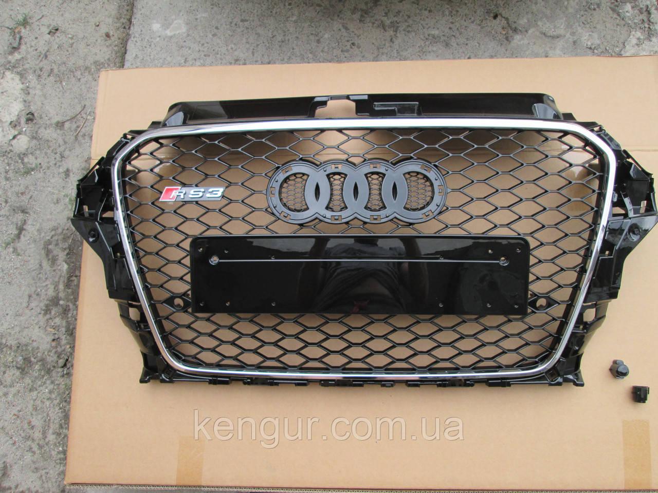 Решетка радиатора Audi A3 2011-