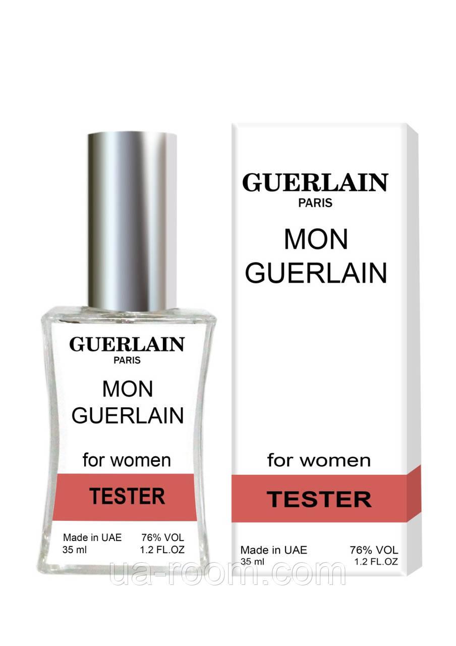 Тестер женский Guerlain Mon Guerlain, 35 мл.