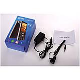 Мобільний телефон Servo V8100 смартфон на 4 Sim -карти +чохол в подарунок, фото 3
