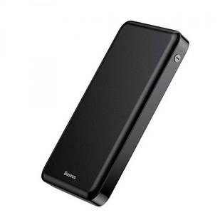 Беспроводной Внешний Аккумулятор Baseus M36 10000mAh Black (PPALL-M3601)