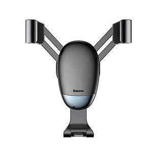 Автодержатель Baseus Mini Gravity Черный (SUYL-G01)