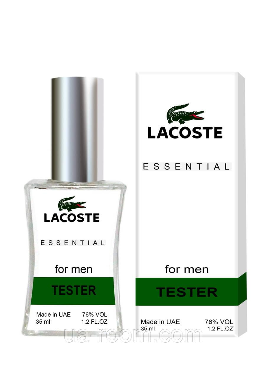 Тестер мужской Lacoste Essential, 35 мл.