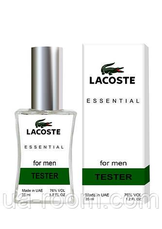 Тестер мужской Lacoste Essential, 35 мл., фото 2