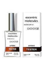 Тестер унисекс Escentric Molecule Escentric 02, 35мл.