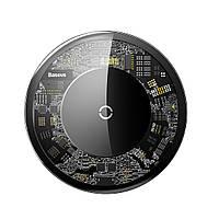 Беспроводное зарядное устройство Baseus Simple Crystal (CCALL-AJK01)