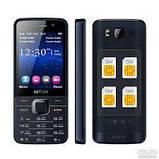 Мобильный телефон SERVO V9500 на 4 сим-карты смартфон, фото 2