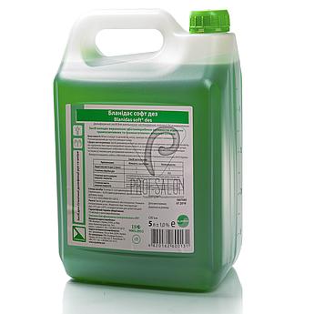 Жидкое мыло Бланидас Софт Дез 5л, профессиональное, для гигиеничесской дезинфекции рук и кожи