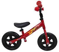 Беговой велосипед DISNEY Auta 10 red