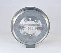 Барабан тормозной УАЗ 452,469, ВОЛГА  (арт. 469-3501070), ADHZX