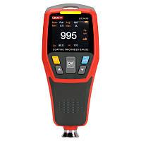 Толщиномер UNI-T UT343D тестер краски от 0 мкм до 1,25 мм