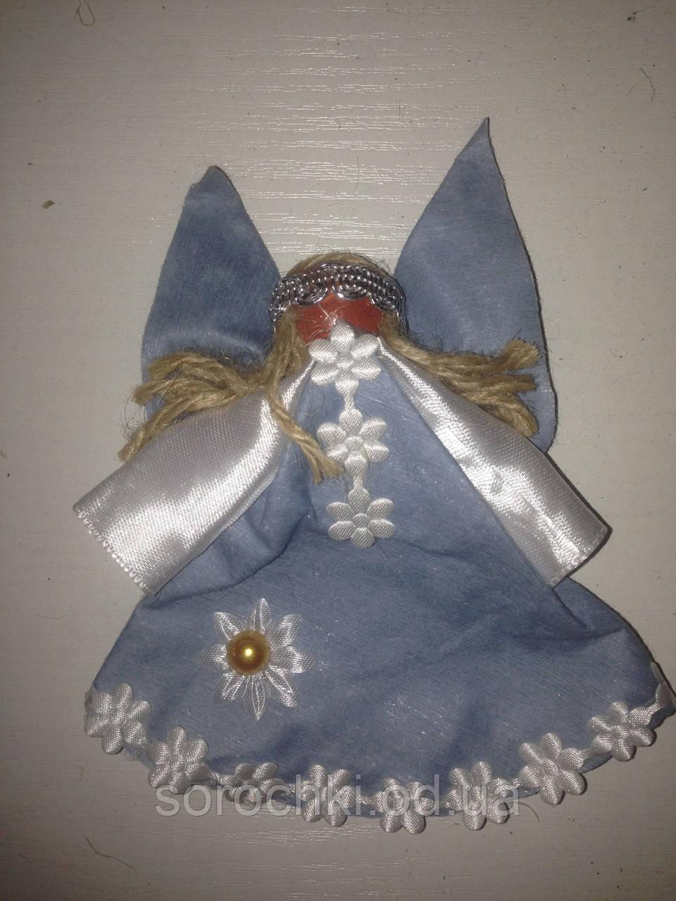 Сувенир, оберег для дома, ангел , на магните, высота 10 см