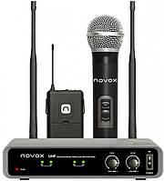 Беспроводной комплект NOVOX Free HB2 с двумя микрофонами