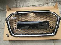 Решетка радиатора Audi A3 2016