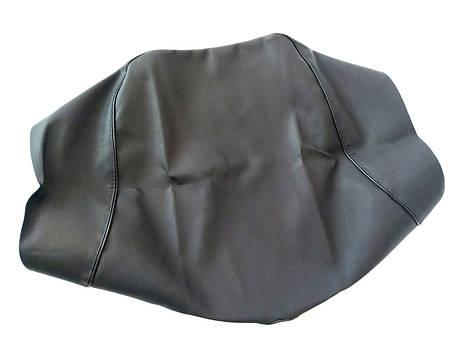 Чохол сидіння YAMAHA GEAR UA06J чорний, чорний кант SOTKA, фото 2