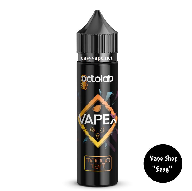 Vapex Mango Tart 60 мл жидкость для электронных сигарет.