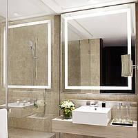 Зеркало с подсветкой Classic 700х700