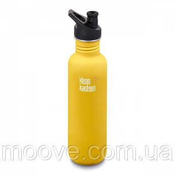 Klean Kanteen Classic Sport Cap Lemon Curry Matt 800 мл