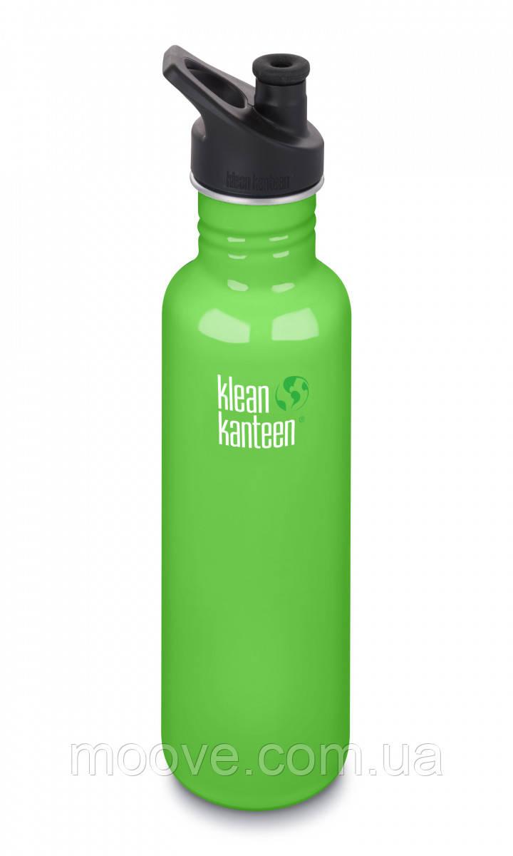 Klean Kanteen Classic Sport Cap Spring Green 800 мл